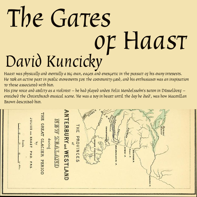 The Gates Of Haast